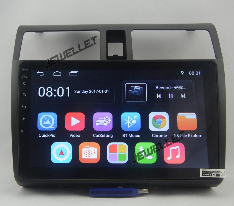 "10,1 ""Quad-core de 2.5D IPS pantalla Android coche GPS navegación para Suzuki Swift 2005-2010 con 3G/Wifi/DVR OBD"