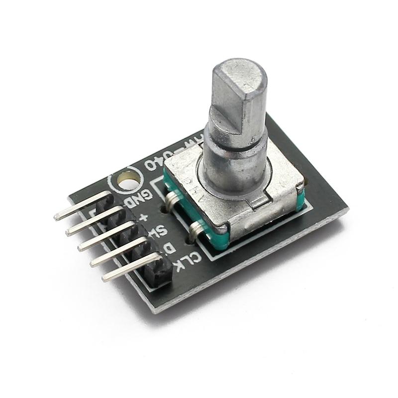 360 Degrees Rotary Encoder Module KY-040 for arduino, KY040 diy electronic Development board  Encoder недорого