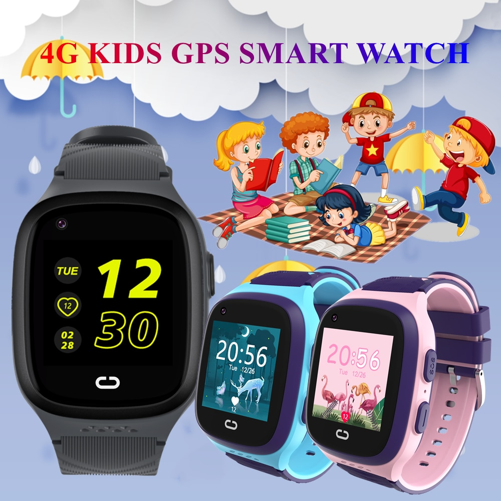 4G لتحديد المواقع واي فاي رطل تعقب Phonewatch S31E طفل ساعة ذكية مقاوم للماء SOS مكالمة فيديو ساعة ذكية لتتبع الأطفال للأطفال لمكافحة خسر رصد