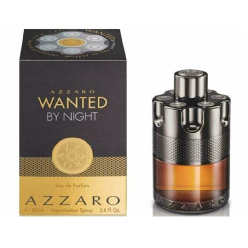 100ml Men's Azzaro Wanted Original Parfum Men Long Lasting French 100ML Cologne Antiperspirant Fragrance Parfum Spray Homme недорого