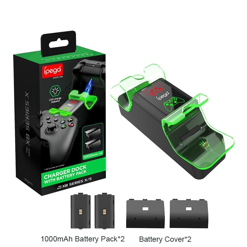 Para Xbox serie X S X controlador de juego doble asiento de...
