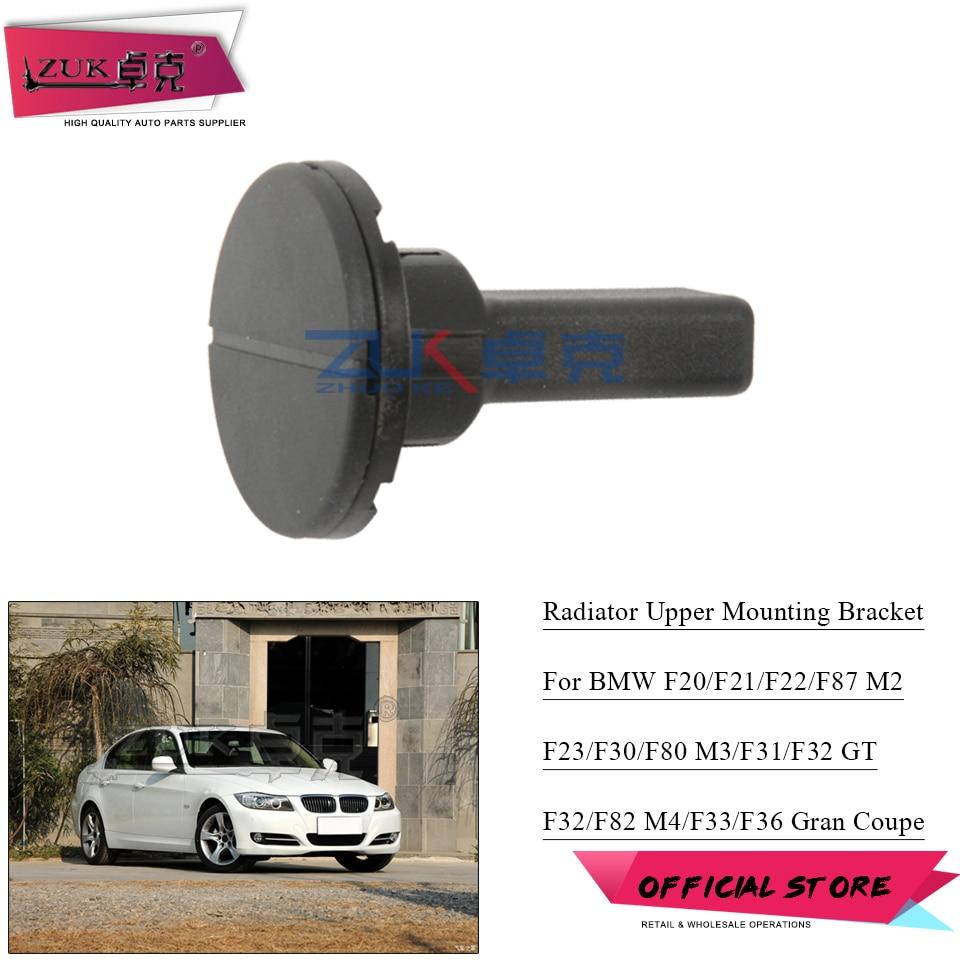 ZUK For BMW 1 F20 2010-2019 2 F22 2012-2019 Universal Radiator Upper Mounting Bracket Clip For 3 F30 4 F32 2012-2019