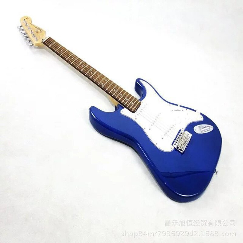 Accessories Wood Electric Guitar Gifts Bridge Solid Rosewood Electric Guitar Acoustic Elektro Gitar Musical Instruments DL6DJT enlarge
