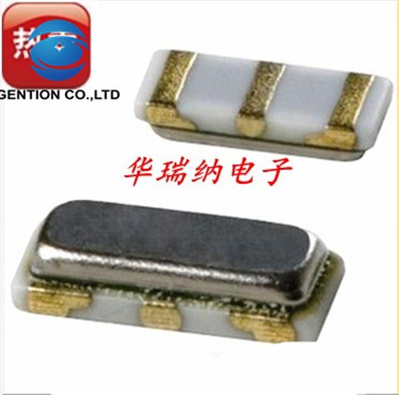 50pcs 100% new and orginal passive SMD crystal oscillator Tao Zhen 4520 3 feet 4.096M 4.096MHZ CSTCR4M09G55-RO