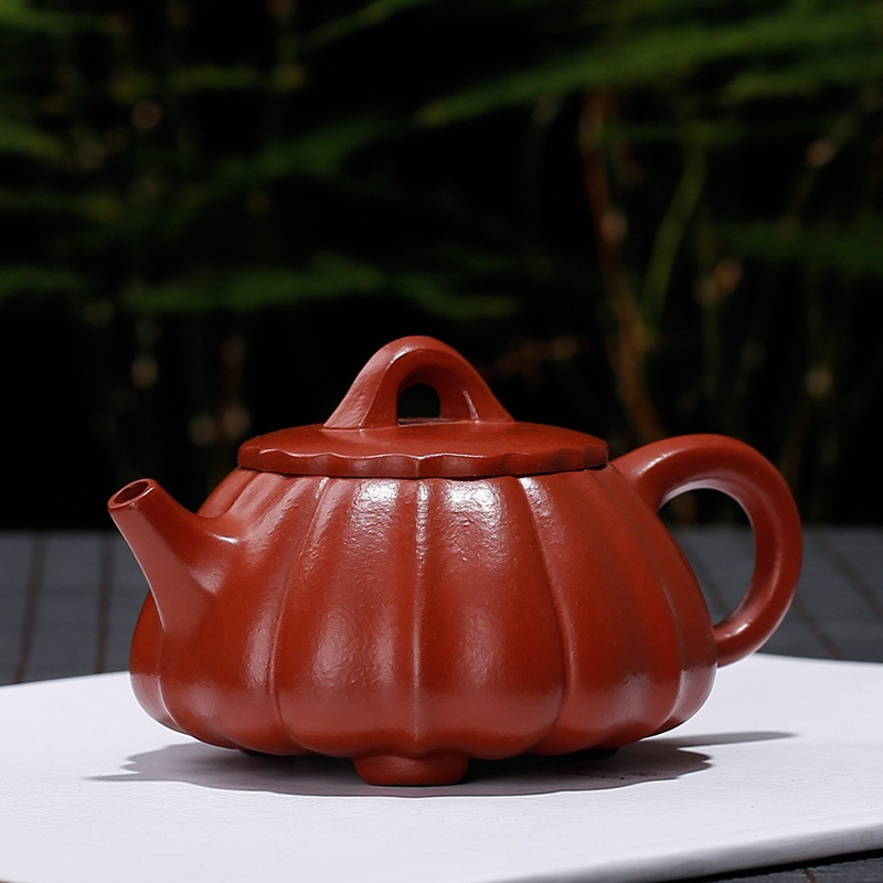 أصيلة ييشينغ إبريق الشاي الطين Dahongpao عالية الجودة الأرجواني الطين Shipiao غلاية الإبداعية teبينة إرسال هدية صندوق