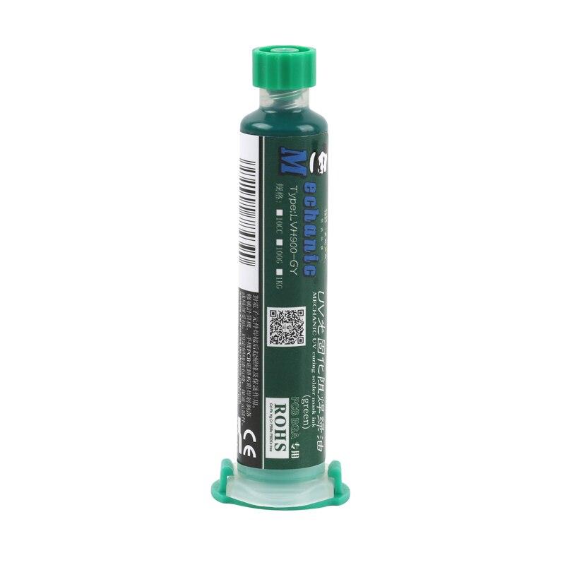 PCB UV photosensitive inks Green PCB UV curable solder paste resist ink solder mask UV ink