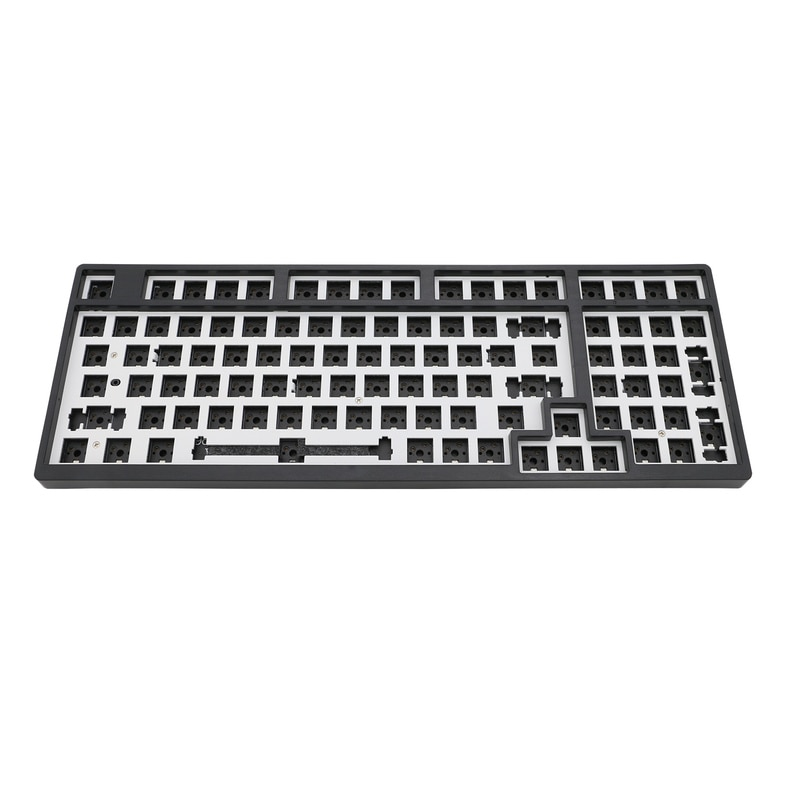 SKY980 Hot Swap Mechanical Keyboard Kit Wireless 3 Mode RGB Compatiable With 3/5 Pins For Cherry Gateron Kailh Keyboard