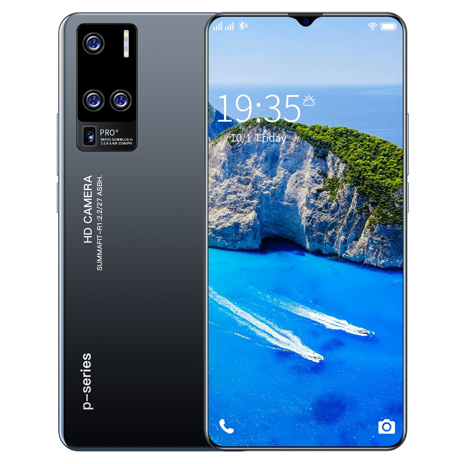2021 6.7 Inch Huwai Hot Global Version Mobile X50 Pro Smart Android Phone 12gb 512gb Hawei Hauwei X50pro