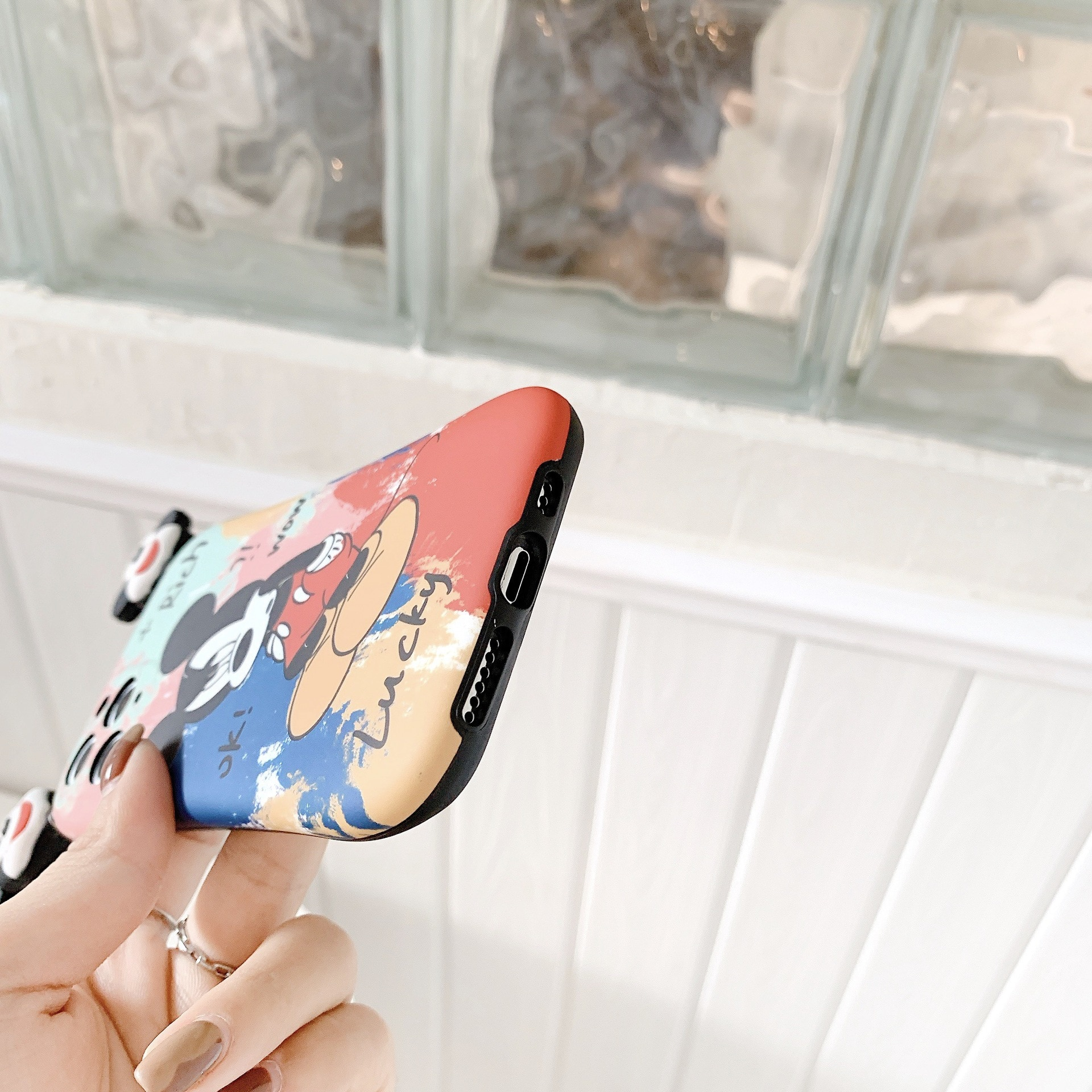 Disney suitable for iPhone11Pro Max/12 mobile phone case suitable for Huawei mate40pro mobile phone case  - buy with discount