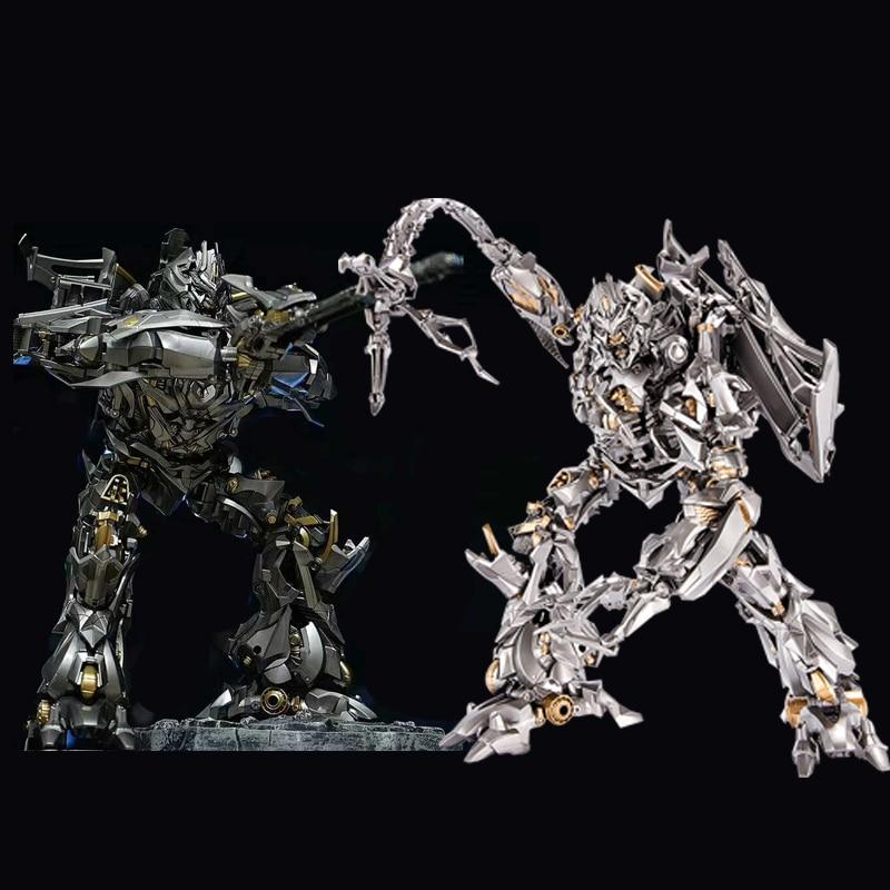 Lensple MPM08 MPM-08 Transformation Galvatron Mega Oversize Alloy original large Action Figure KO Robot Toys