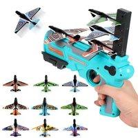 Катапульта с самолетиками, реально прикольная игрушка