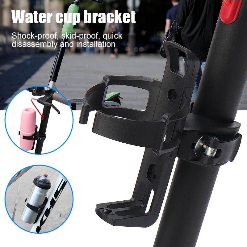 Soporte Universal para botella de agua Scooter Eléctrico de alta calidad para Xiaomi Mijia M365 N66