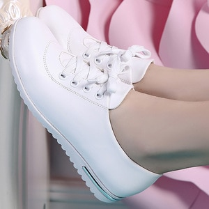 Superstar Shoes Women Sneakers  White Leather Shoes Big Size 41/42  Sneakers Ladies Leather Shoes Girls 2020
