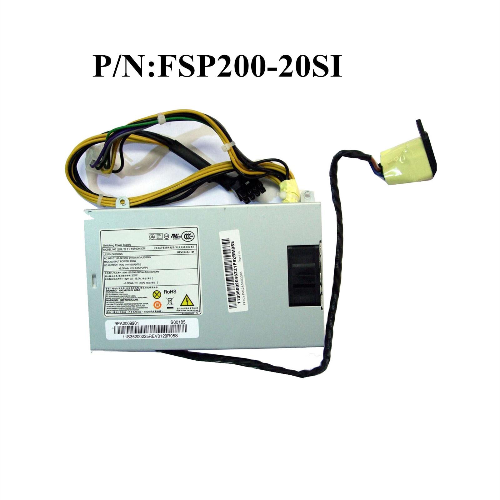 Original para Lenovo IdeaCentre B540 9PA2009901 fuente de alimentación FSP200-20SI FSP 200W 100% probado