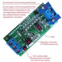 แรงดันไฟฟ้าปัจจุบันโมดูล0-2.5V 0-3.3V 0-5V 0-10V 0-15V 0-24Vถึง0 -20mA/4 -20mA Current Transmitter Signal Converterโมดูล