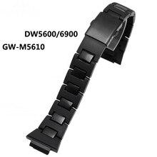 Watch Strap For Men Plastic Wristband Watch Strap Bracelet Replace For Casio G-shock DW6900/ DW9600/ DW5600/GW-M5610