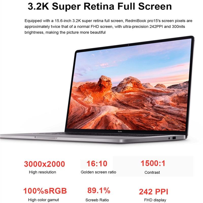 Xiaomi RedmiBook Pro 15 Laptop 15.6