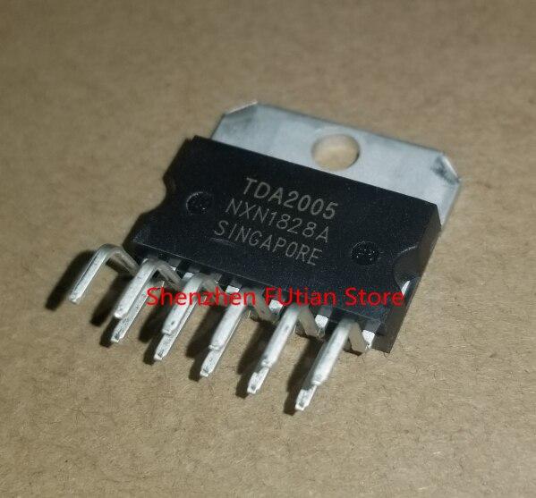 2 unids/lote TDA2005 TDA2003 TDA2030 TDA2050 ZIP-11-220