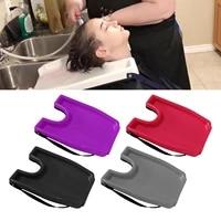 portable hair backwash washing tray sink shampoo bowl basinstable for elderly disabled compact