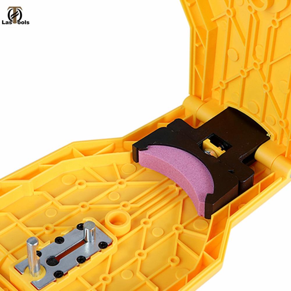 Ořezávátko zubů řetězové pily přenosný odolný nástroj na - Brusné nástroje - Fotografie 2