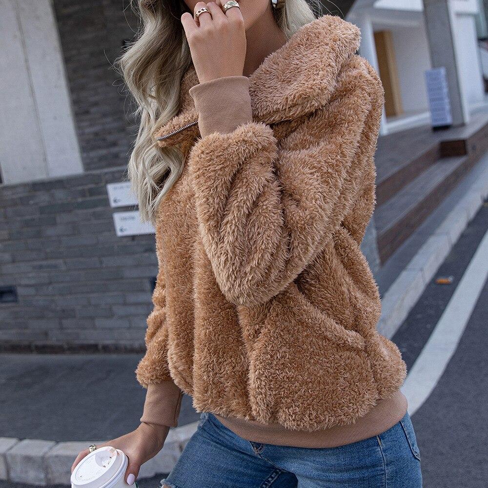 Женские зимние топы размера плюс балахон с капюшоном; спортивный свитер в винтажном стиле; Толстовки с капюшоном для женщин, из кусков, Повс...