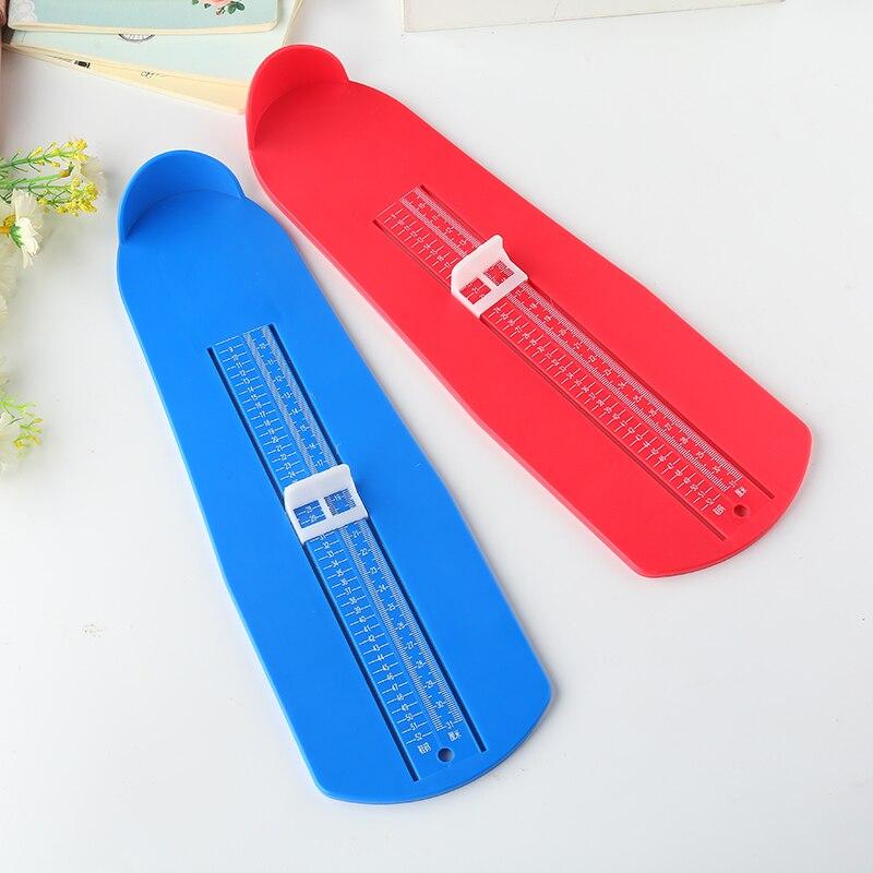 Novos Adultos Pé Sapatos Tamanho Do Pé Dispositivo De Medição Bitola Medida Ajudante Sapatos Acessórios Medidor de Ferramenta De Medição da Régua