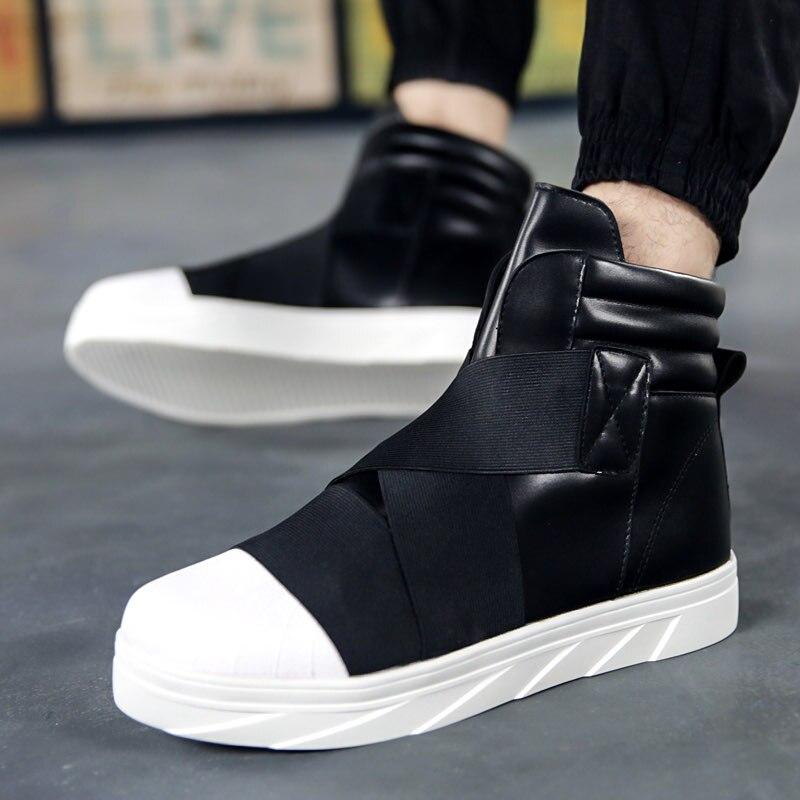 2020 hombres zapatos zapatillas calzado caminar zapatos Fitness PU cuero Hombre Zapatillas Tenis Casual adultos entrenadores zapato Masculino