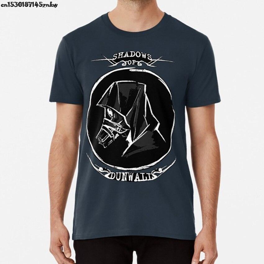 Camiseta negra con sombras, deshonrosa, negra, Assassins Whalers Steampunk P
