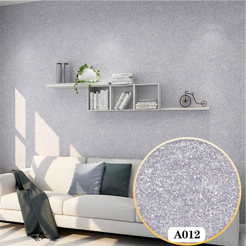 A012 ورق حائط سائل مصنوع من ورق حائط مصنوع من الحرير