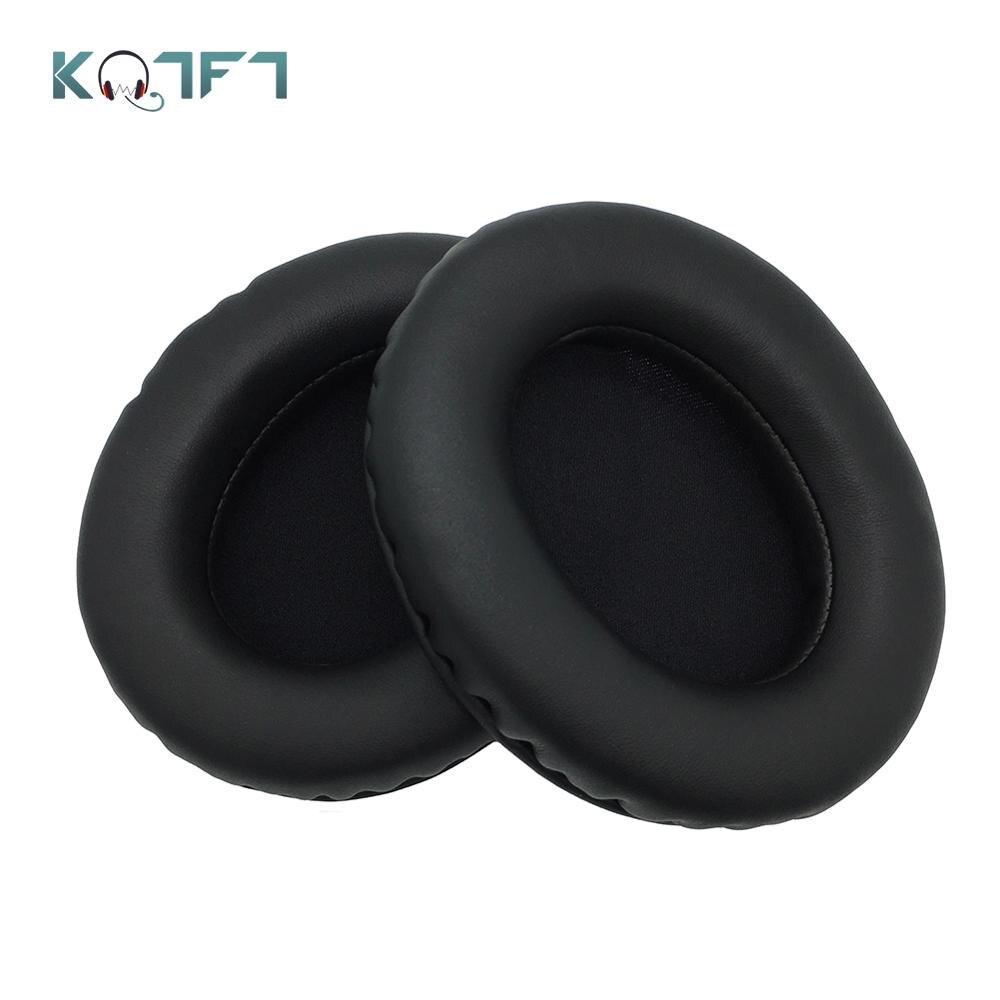 KQTFT 1 paire de oreillettes de remplacement pour SOUL par Ludacris SL150 PRO SL 150 oreillettes casque antibruit housse coussin tasses