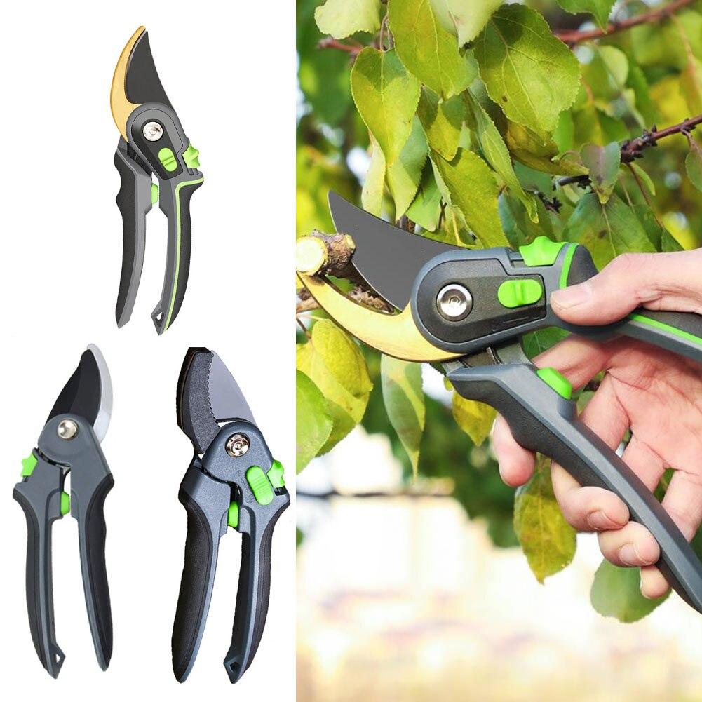 Садовые ножницы для обрезки, профессиональные садовые инструменты, садовые ножницы для обрезки ветвей, цветочные садовые энергосберегающи...