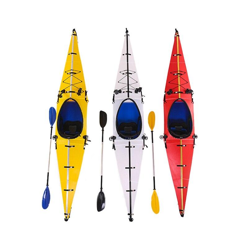 PTL 3.9m Folding Kayak Boats 2021 New Water Sports Canoiling