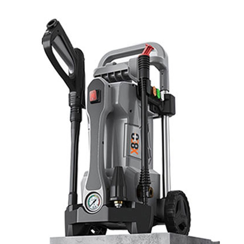 2800W High Pressure Car Washer Electric 150bar Powerful Water Cleaning Foam Generator Tornado for Parkside Car Washing Shower
