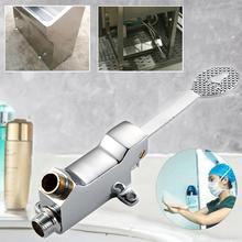 1/2 pouces pied pédale commande vanne robinet bassin interrupteur eau évier salle de bain robinet