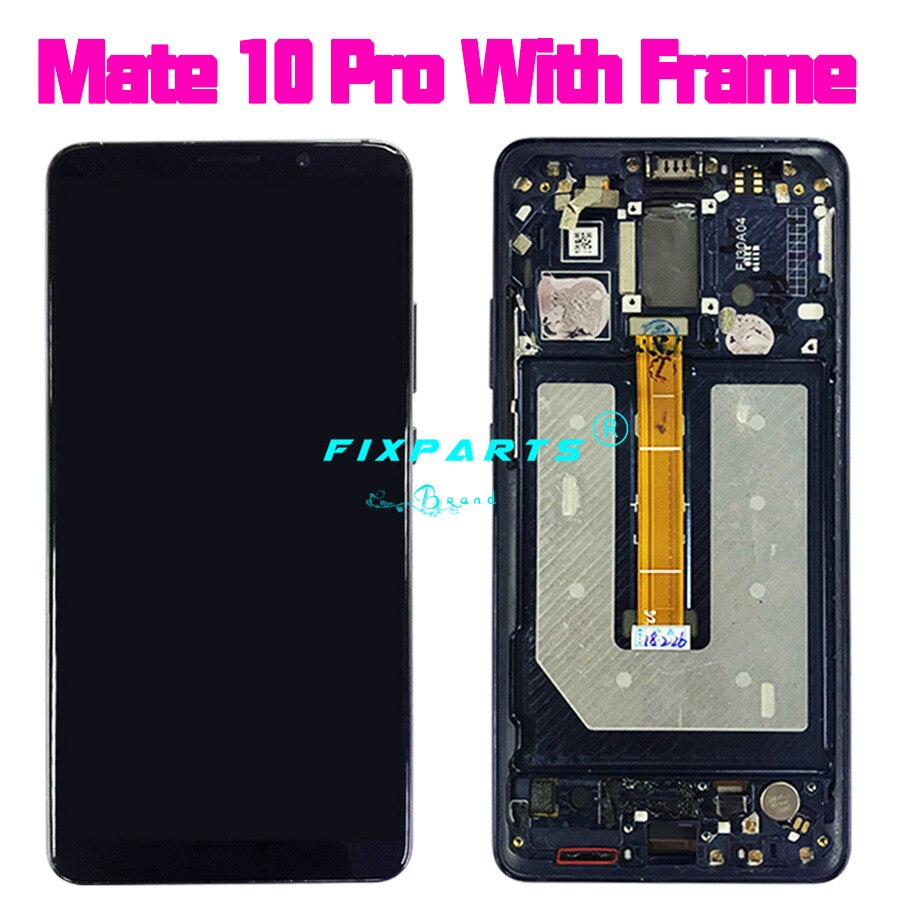 for Huawei Mate 9 Pro LCD Display Touch Screen Digitizer Assembly With Frame Replacement For 6.0