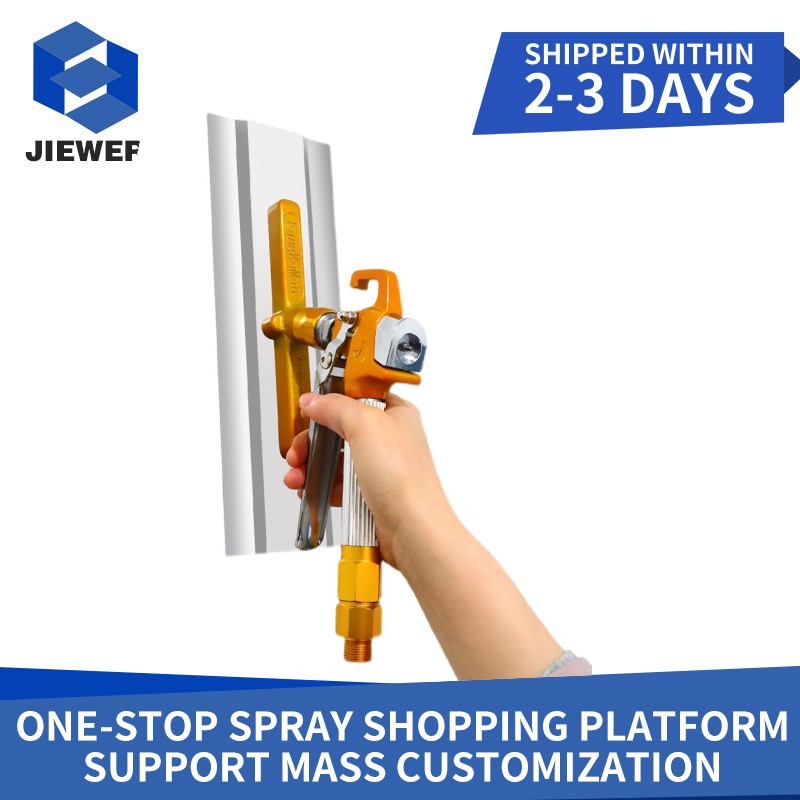 Putty Artifact Airless Spraying Machine Accessories Putty Scraper Scraping White And Light Leveling Artifact Scraper
