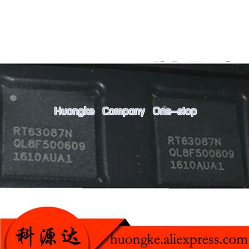 2pcs/lot  RT63087N RT63087 QFN48 Chip wireless network card chip