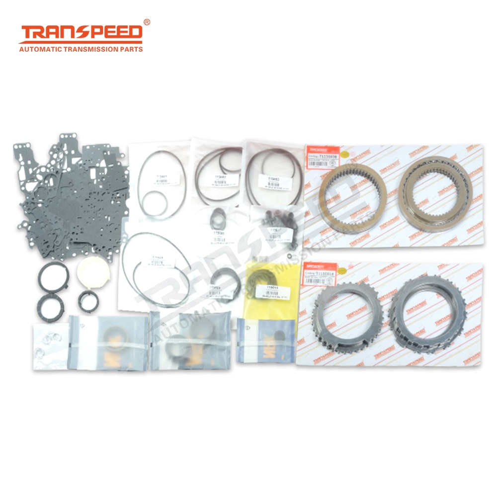 Transpeed AW60-40SN AF17 Automatic Transmission Gearbox Master Kit Rebuild Kit Overhaul Kit T11500B Tool Box