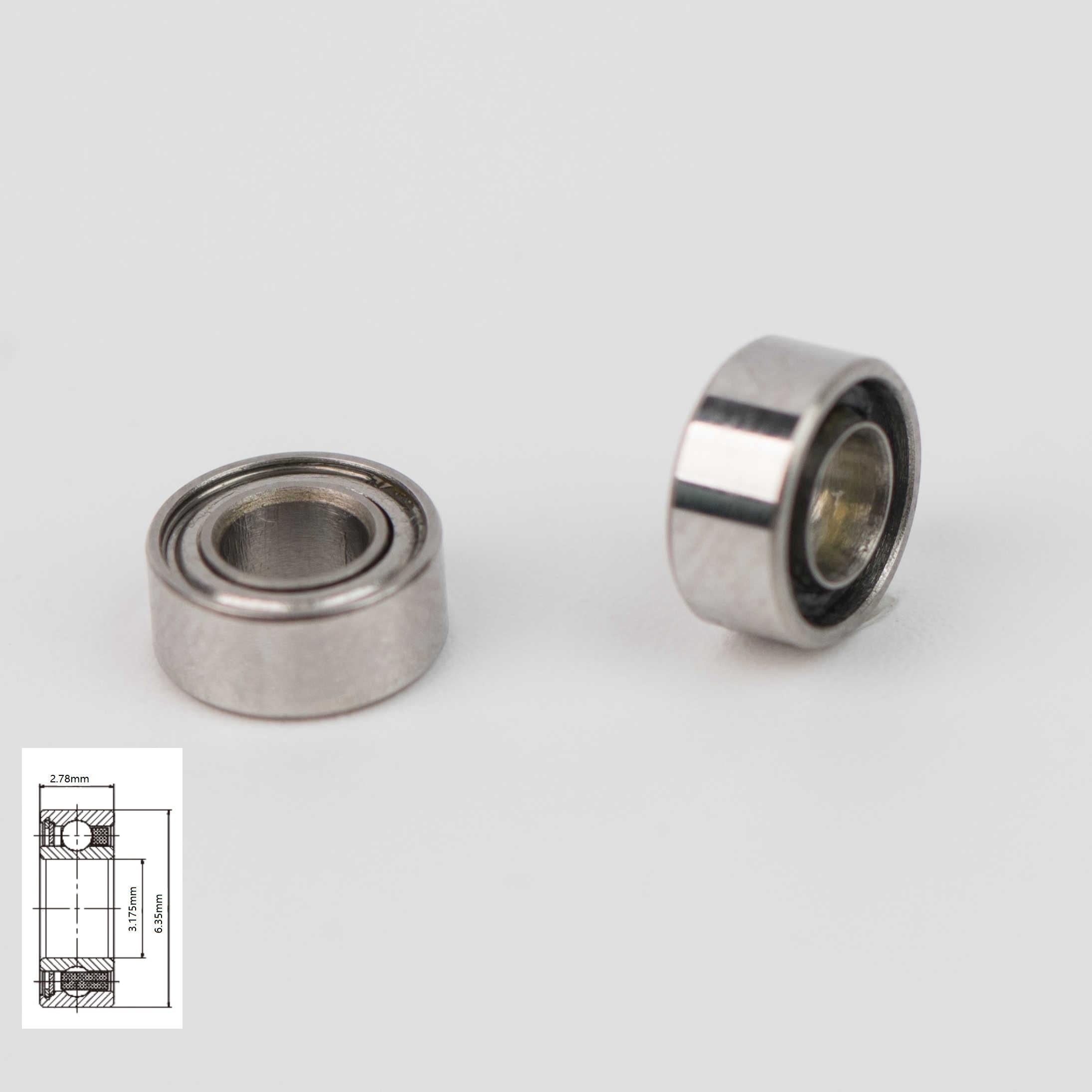 10pcs-handpiece-turbine-rotor-ceramic-dental-bearings-sr144tlzwn-3175x635x278mm