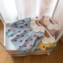 Nouveau-né nouveau bébé filles tricoté chandail chaud automne hiver robe vêtements infantile bambin hauts chemises pour fille laine robes de noël