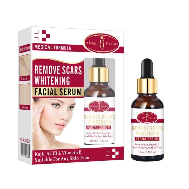 30ml Acne Scar Removal Cream Skin Repair Face Cream Acne Spots Treatment Blackhead Whitening Cream Stretch Marks Skin Care недорого
