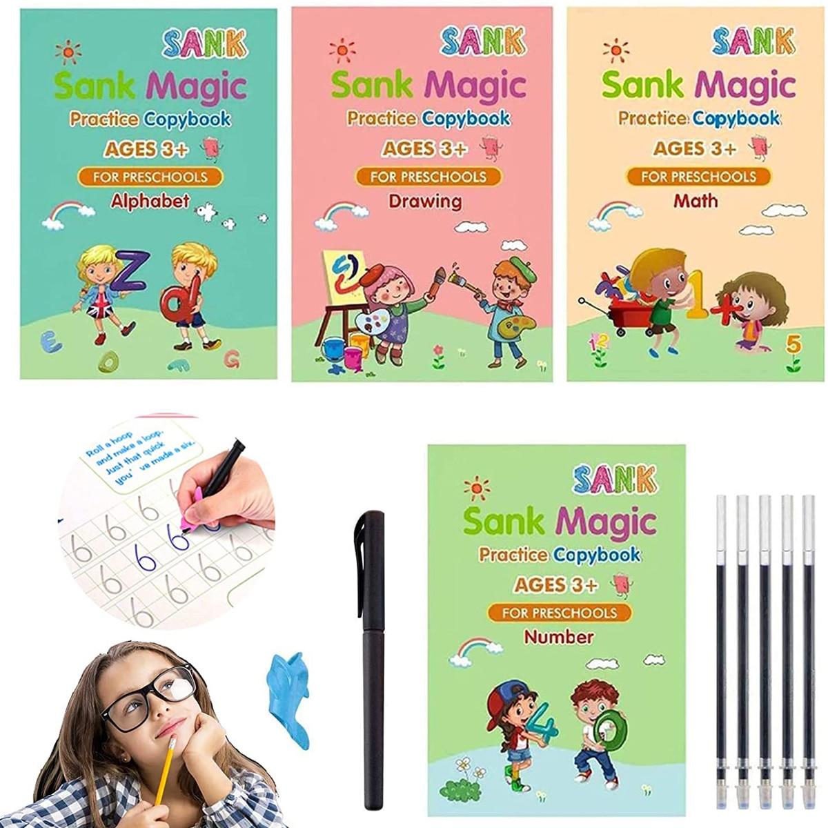 quaderno-di-pratica-magica-4-pezzi-per-bambini-il-libro-di-pratica-di-scrittura-riutilizzabile-della-cartella-di-lavoro-di-handwiriting-della-stampa