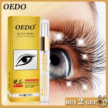 Sérum pour les yeux de croissance des cils à friser 7 jours rehausseur de cils plus long plus épais cils plus épais rehausseur de cils et de sourcils soin des yeux