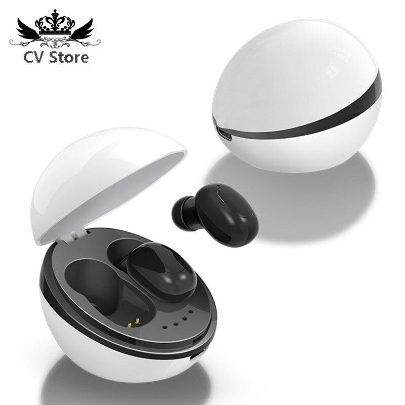 A10 TWS Space Capsule Shape auriculares inalámbricos Bluetooth 5,0 HD estéreo micrófono incorporado auriculares deportivos para correr