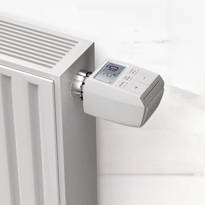 تويا زيجبي3.0 الذكية المبرد المحرك للبرمجة صمام مشعاع حراري متحكم في درجة الحرارة التحكم الصوتي