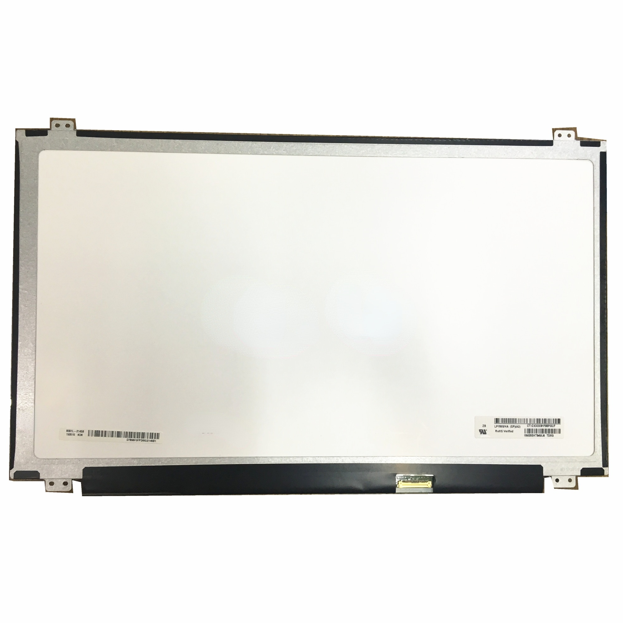 LP156WHA-SPA2 LP156WHA SPA2 SPA1 15.6 ''IPS شاشة لاب توب LCD 1366*768 EDP 30 دبابيس