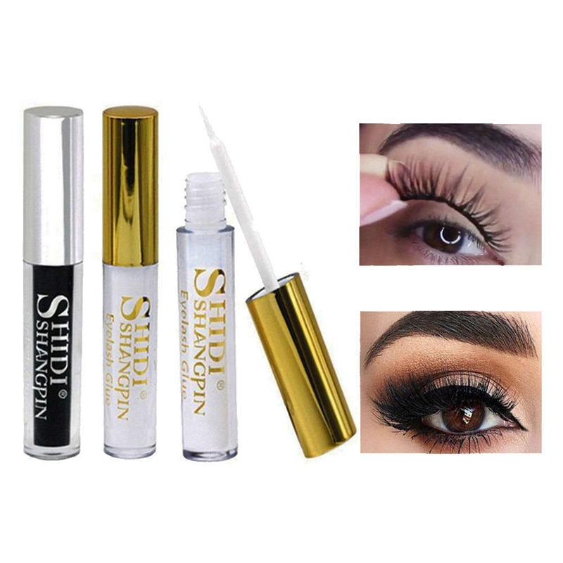 Professional Quick Dry Eyelash Glue False Eyelash Extension Long Lasting Waterproof Beauty Adhesive