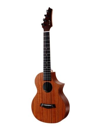 Enya X1C 23 26 zoll Ukulele Vollpension Hawaii Gitarre Konzert Tenor Koa Fehlenden Winkel Mit Klassischen Kopf Mit Tasche zubehör
