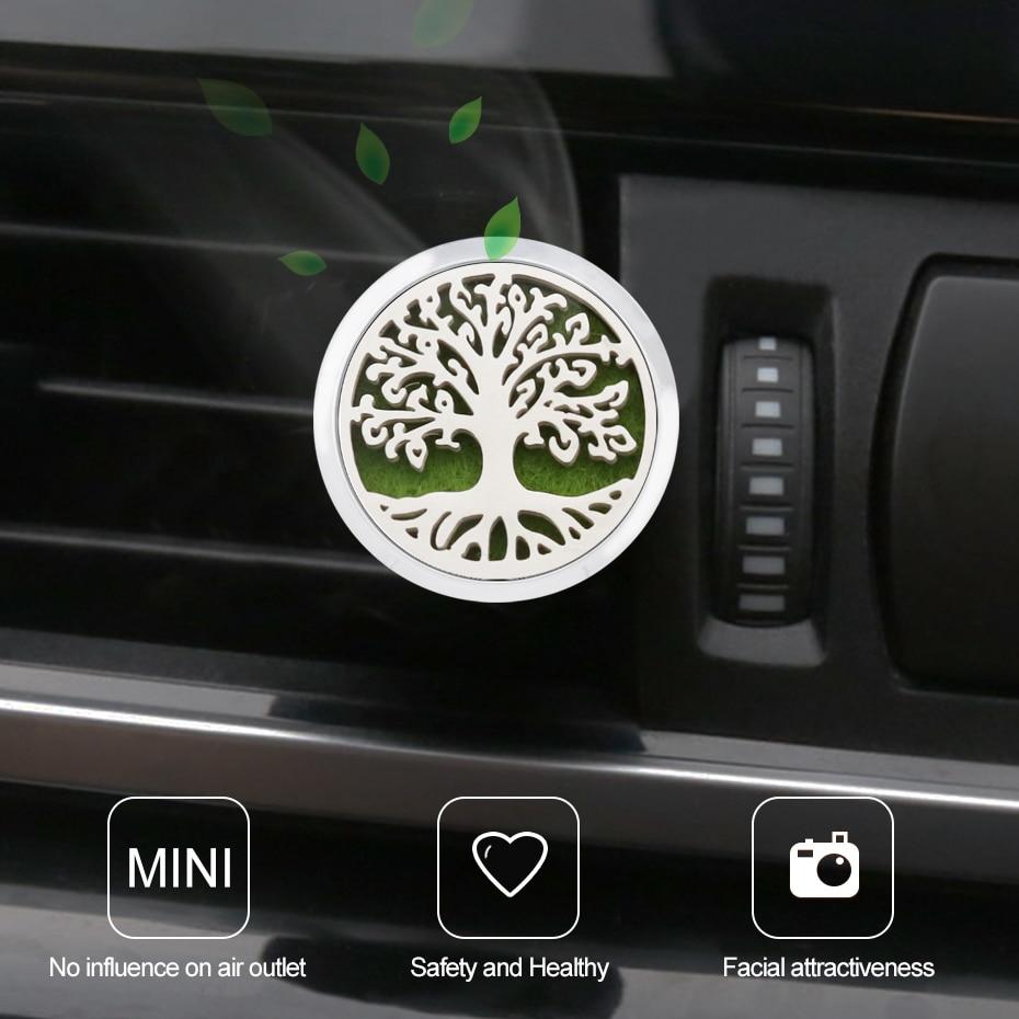 Ambientador de aire para Coche para mujer, Accesorios de decoración Interior de...