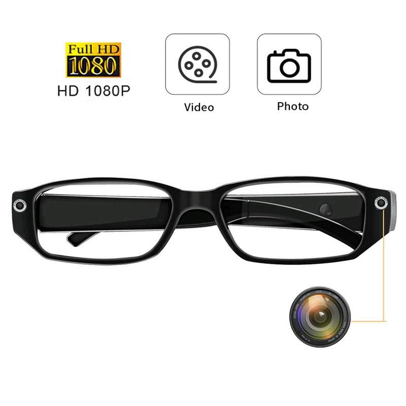 1080P HD Smart Glasses Camera Photo Video Recorder Mini DV Camcorder Mini Cam Glasses